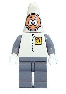 Lego Sponge Bob Figur Patrick
