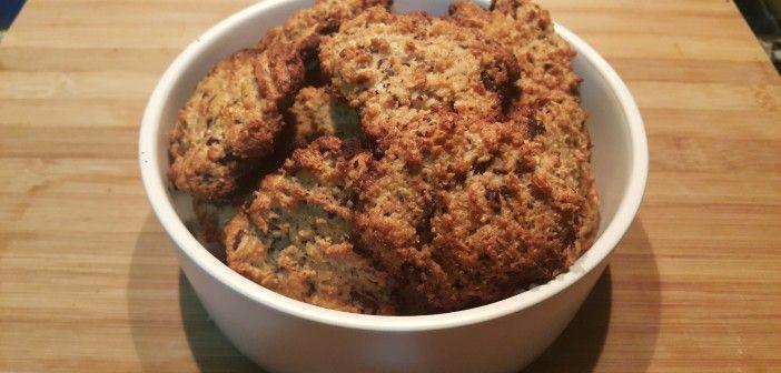 cookies sans sucre amande et noix de coco keto cookies. Black Bedroom Furniture Sets. Home Design Ideas