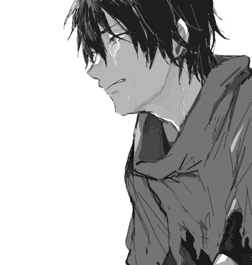 Pin By Cielo Barrionuevo On Re Vale Anime Crying Anime Boy Crying Dark Anime