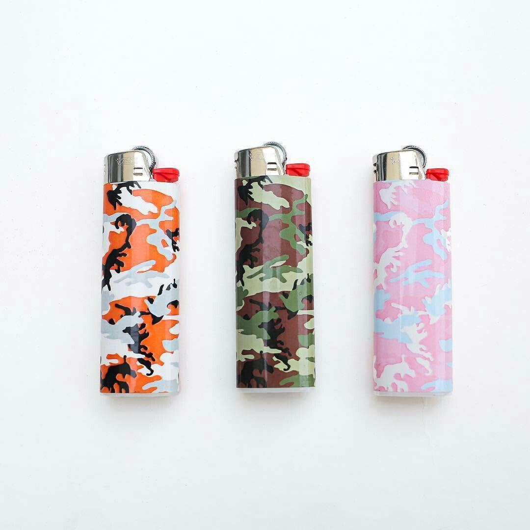 5e06f52f2f454 Camo Lighters