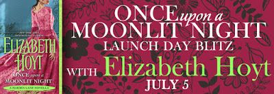 Romance Writer and Lover of Books...Vikki Vaught: Book Review & Release Day: Once upon a Moonlit Nig...