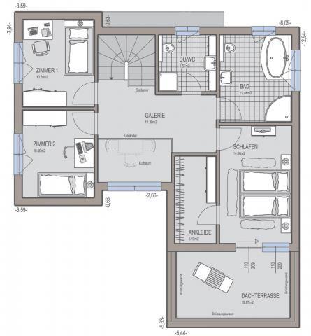 Bauhaus Grundriss L Form Ostseesuchecom