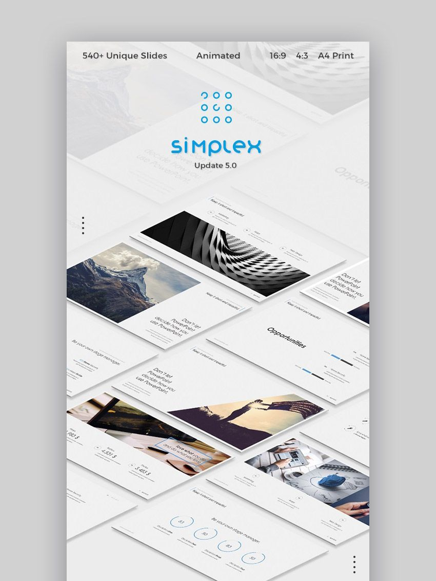 34+ Best PowerPoint PPT Template Designs (For 2020