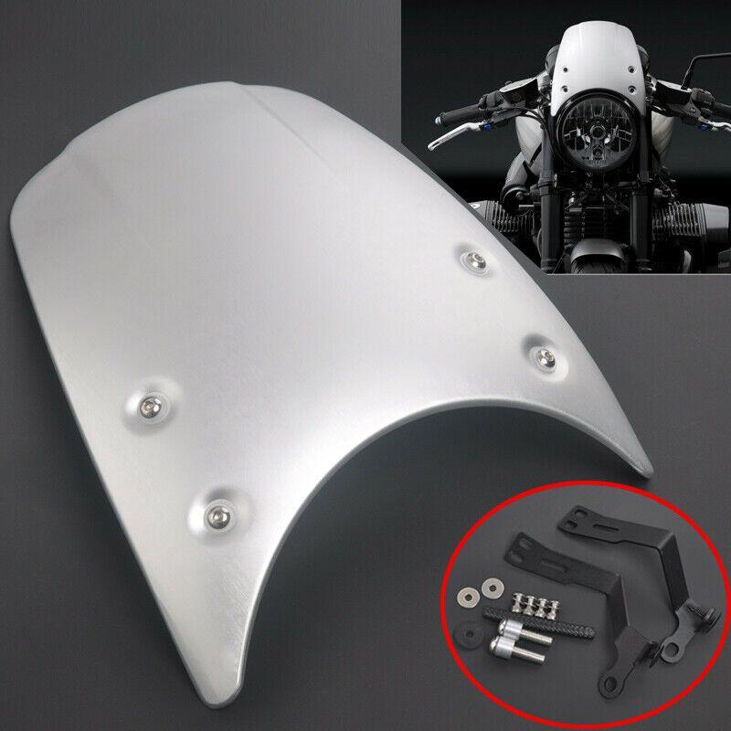 Advertisement Ebay Headlight Cowl Fairing Mask Visor Windshield For Bmw R Nine T 9 T Ninet 14 17 15 Windshield Bmw Motorcycle Windshields