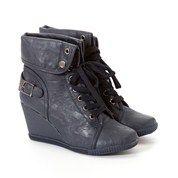 best service fd1ce 495d8 Sneaker Wedges   Women s Shoes   Shoes   Burlington Coat Factory