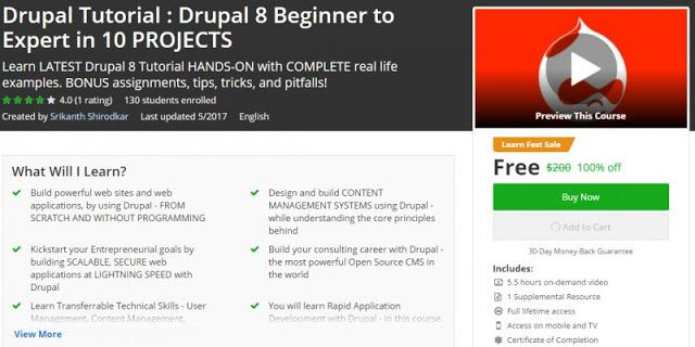 Drupal 8 views tutorial for developers. Part i — theory.