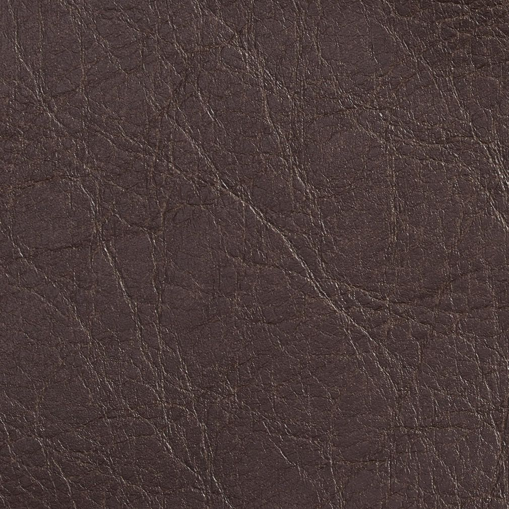 Coffee Brown Distressed Plain Breathable Leather Texture Upholstery Fabric Vinyl Fabric Leather Upholstery Upholstery Fabric