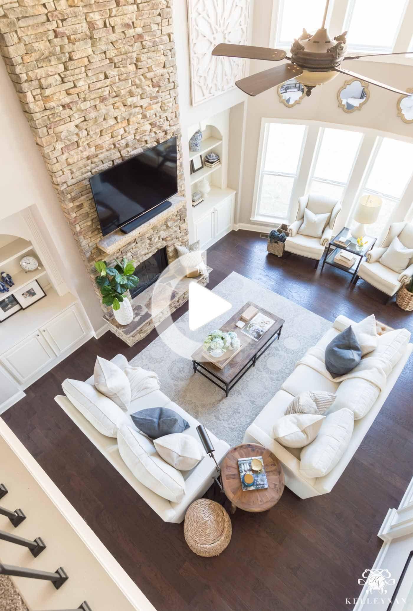 Photo of 3 idee per nascondere elementi del bambino e giocattoli in Living Room