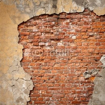 exposed brick walls in an old building | Download comp image View similar files