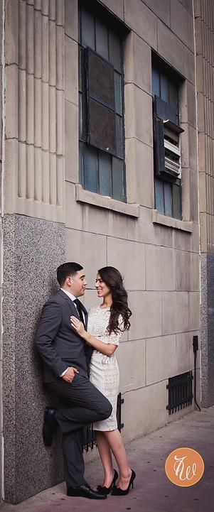 Sie7e Weddings El Paso Wedding Photography Engagement Session In Downtown Click