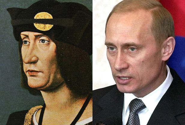 Good2Buy: Does Vladimir Putin Look Like King Louis XII?