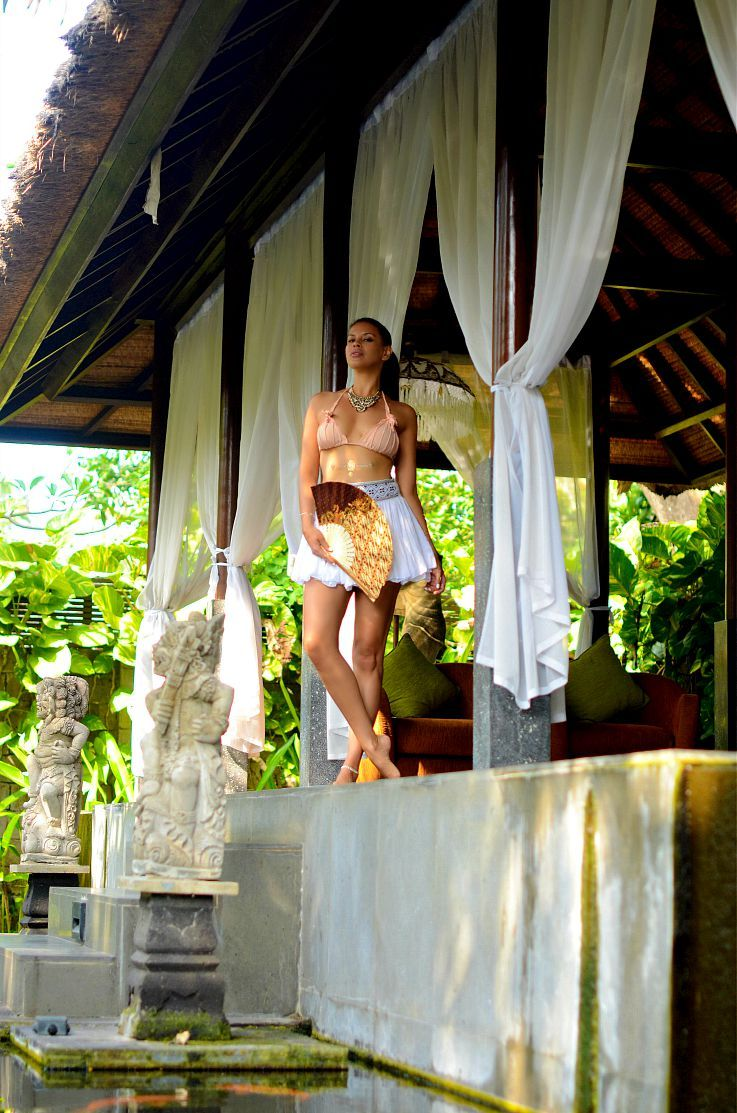 hunkemoller silvie collection myca couture bali indonesia
