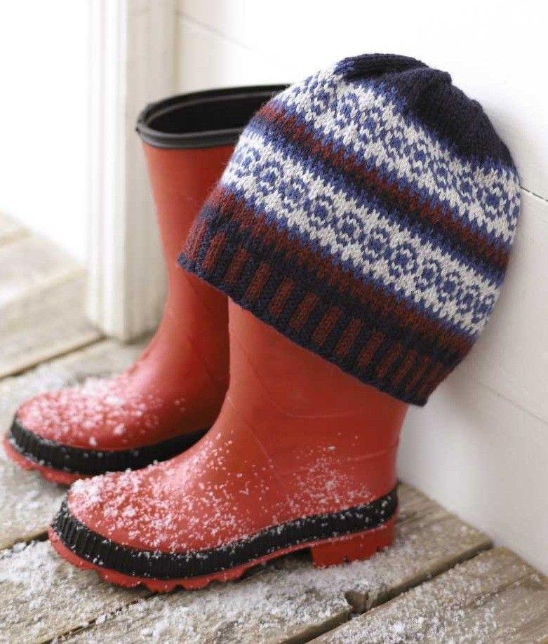 I Can't Believe I'm Fair Isle Knitting   LeisureArts.com