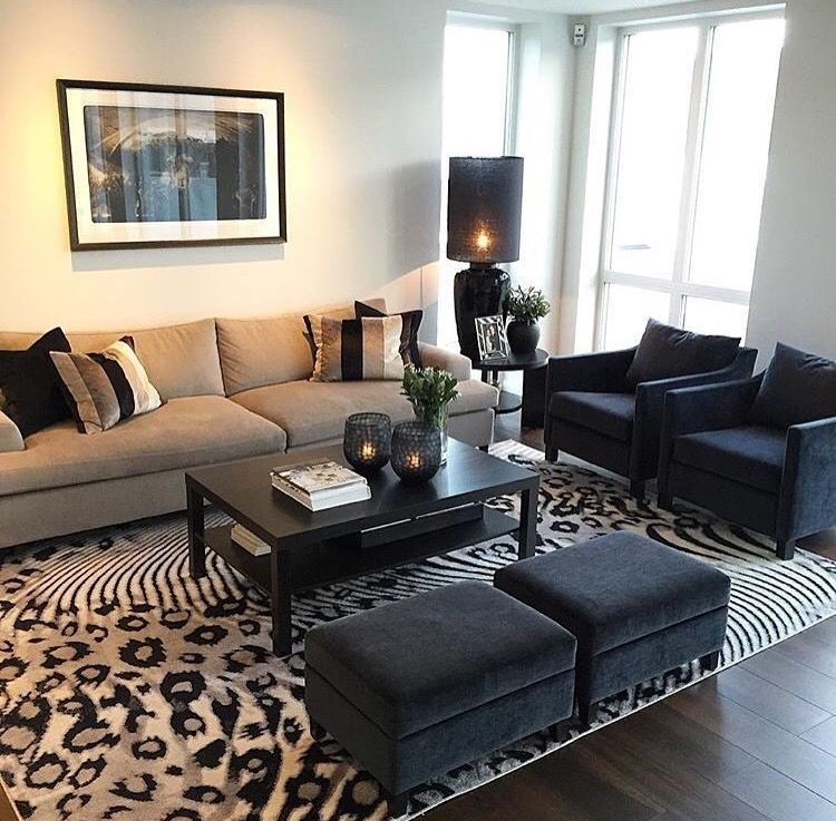 I Like The Leopard Print Rug Maybe With Red Furniture Living Room Red Rugs In Living Room Red Furniture Living Room