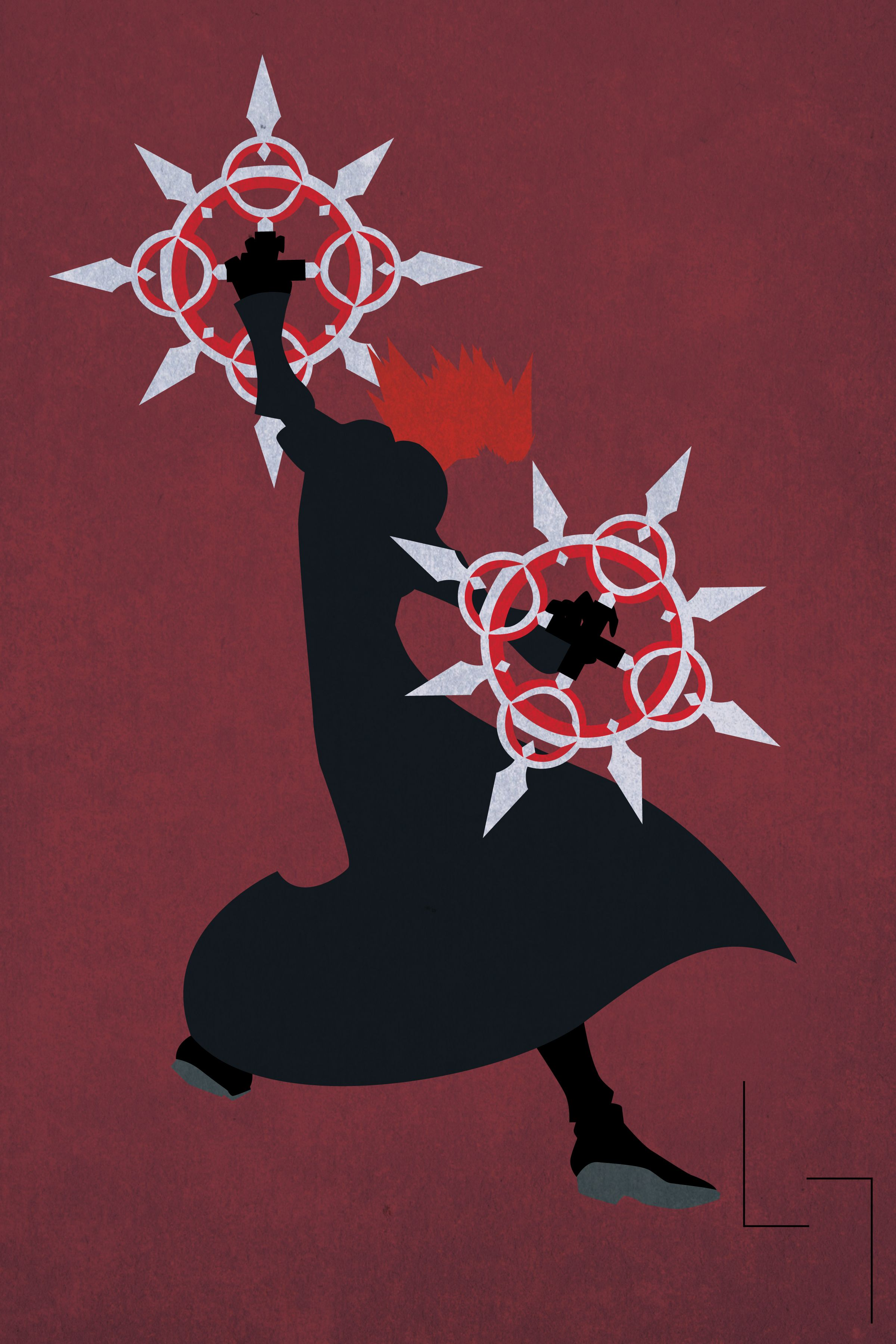 Pin by Leandro Gago on Minimalism Kingdom hearts