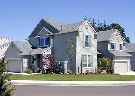plan 69382am duplex with single family appearances. Black Bedroom Furniture Sets. Home Design Ideas