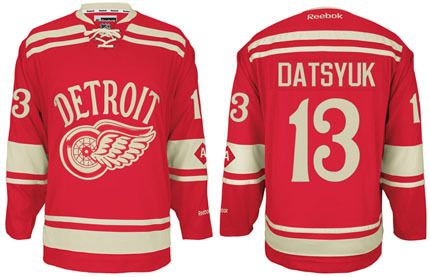 new concept 45e57 6b945 Official Jerseys | Detroit Sports | Nhl winter classic, Nhl ...