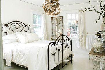 Camere Da Letto Rustiche Matrimoniali : Idee e foto di camere da letto shabby chic style shabby camera