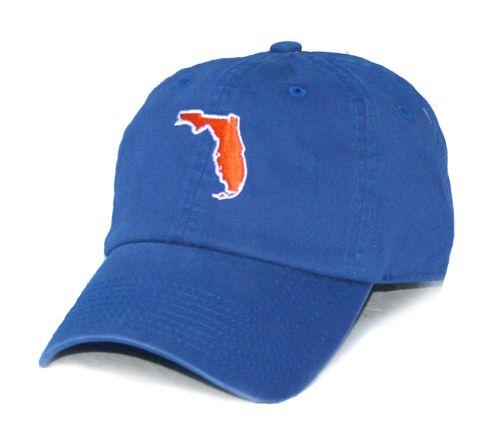 Gainesville Gameday Hat Blue #gators #uf
