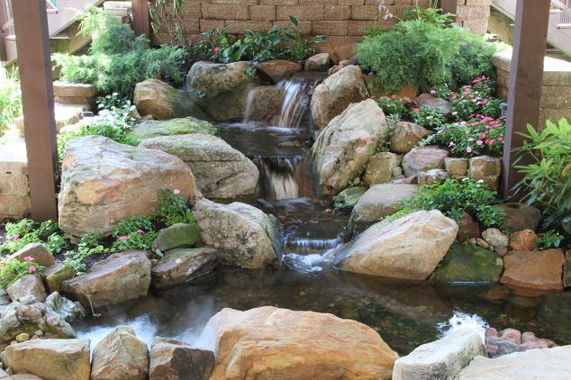 Small Water Gardens