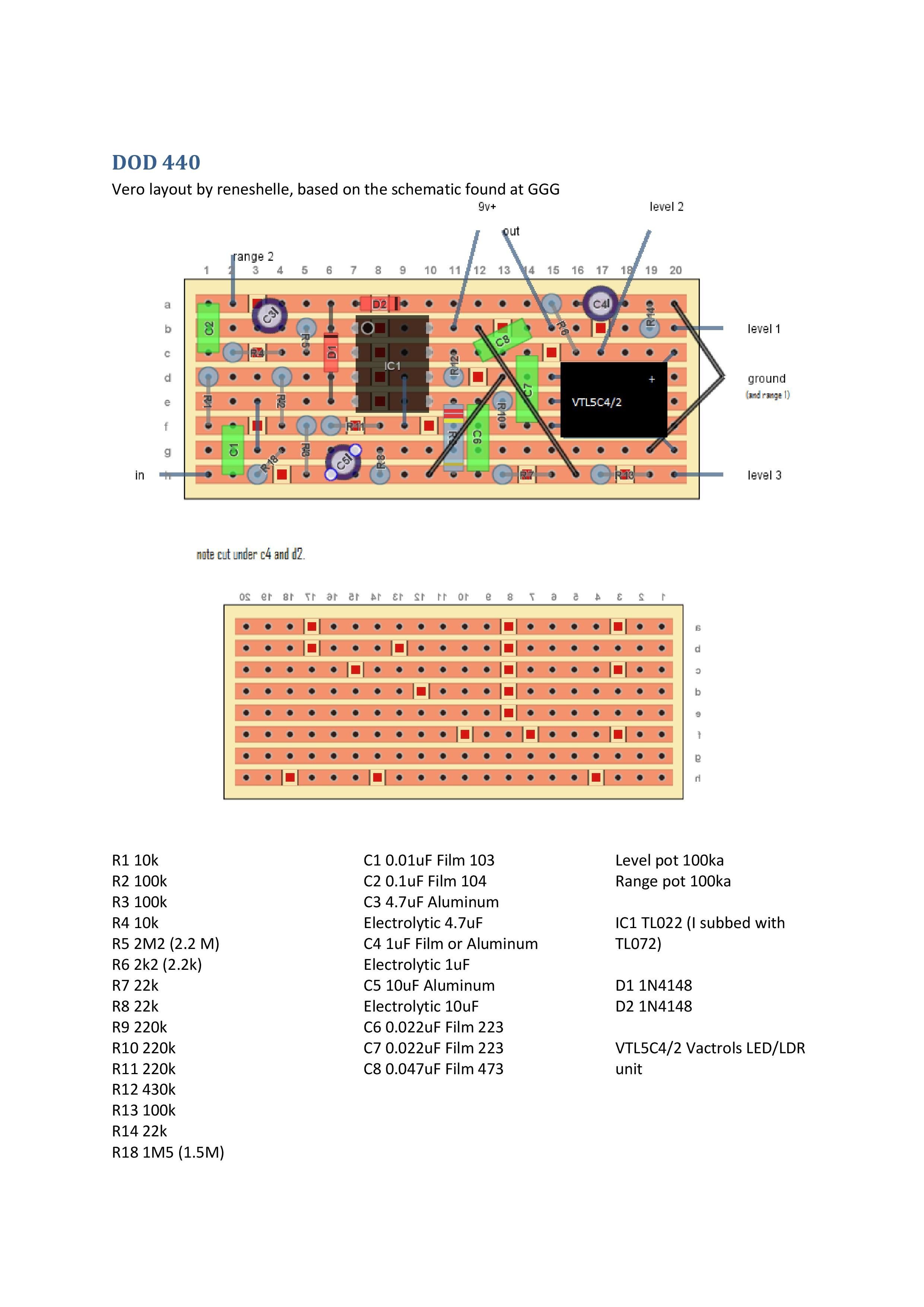 medium resolution of resultado de imagem para envelope filter schematic