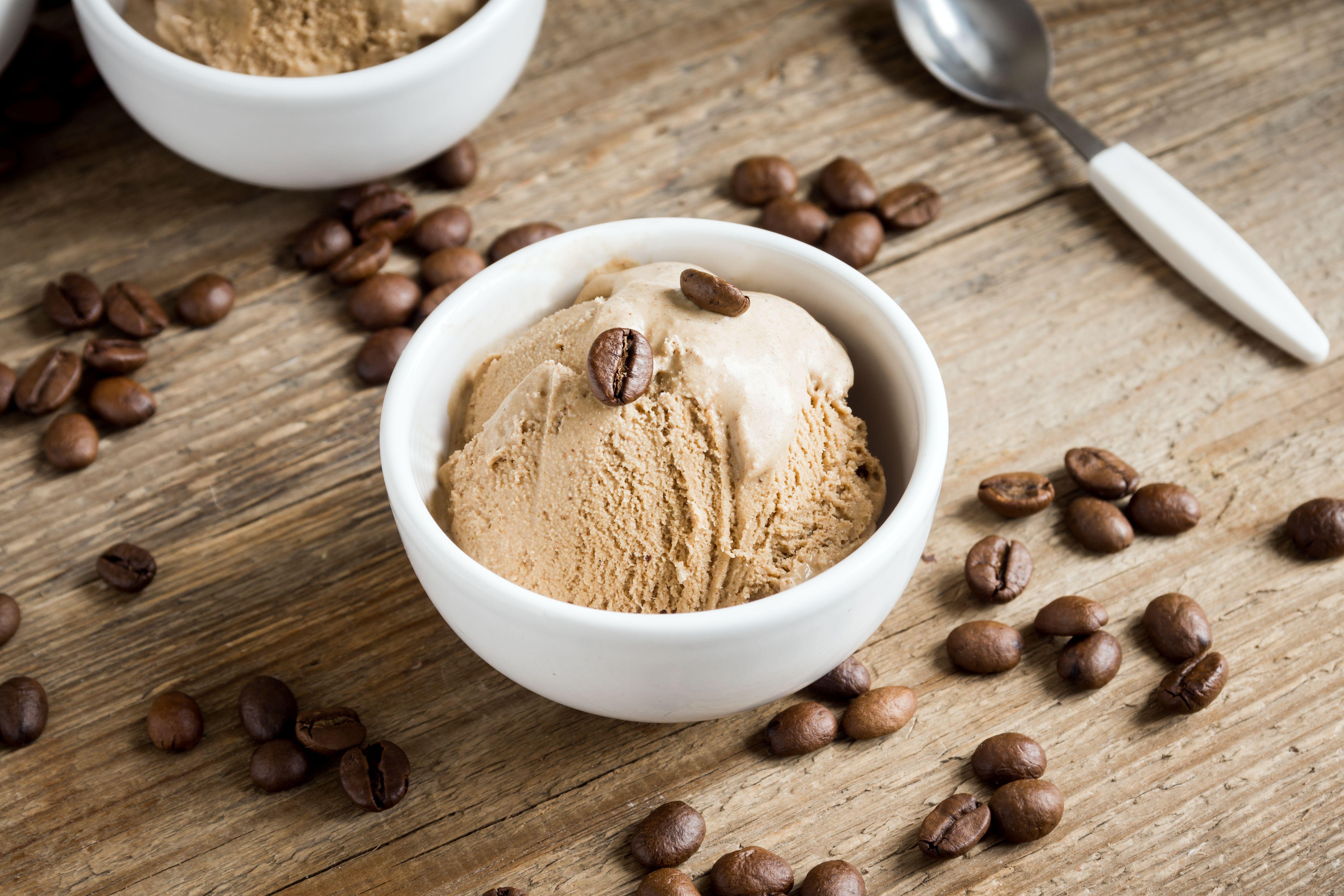 Coffee banoffee ice cream coffee ice cream ice cream