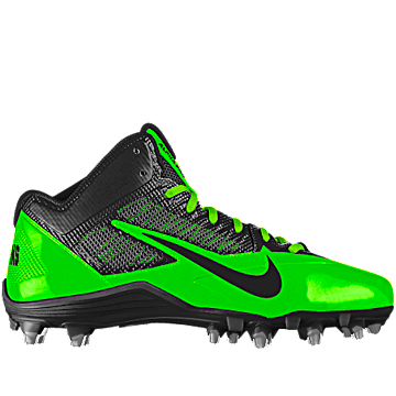6944492636c Just customized and ordered this Nike Alpha Pro 3 4 TD iD Men s Football  Cleat from NIKEiD.  MYNIKEiDS