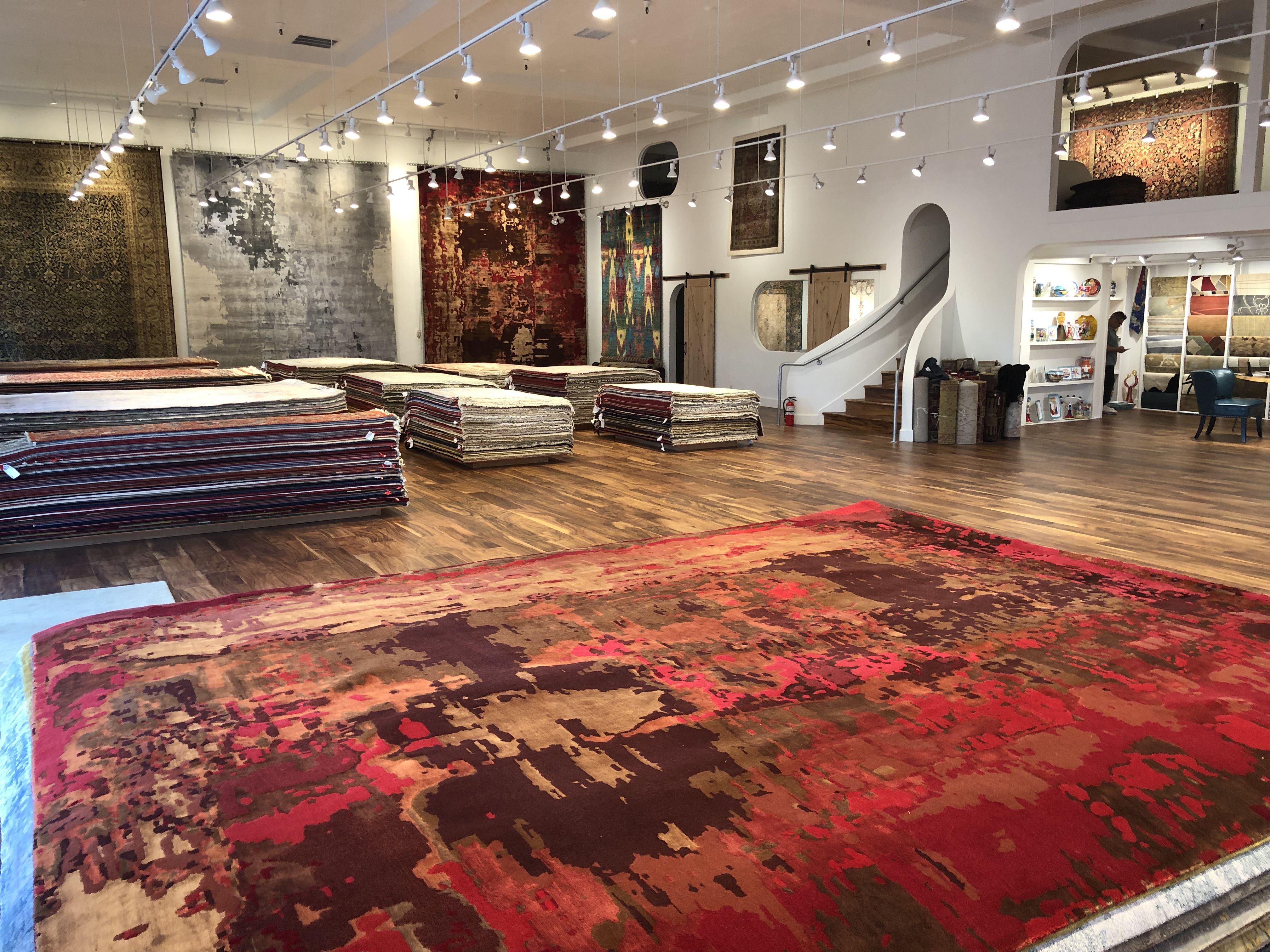 High And Modern Rugs Antique