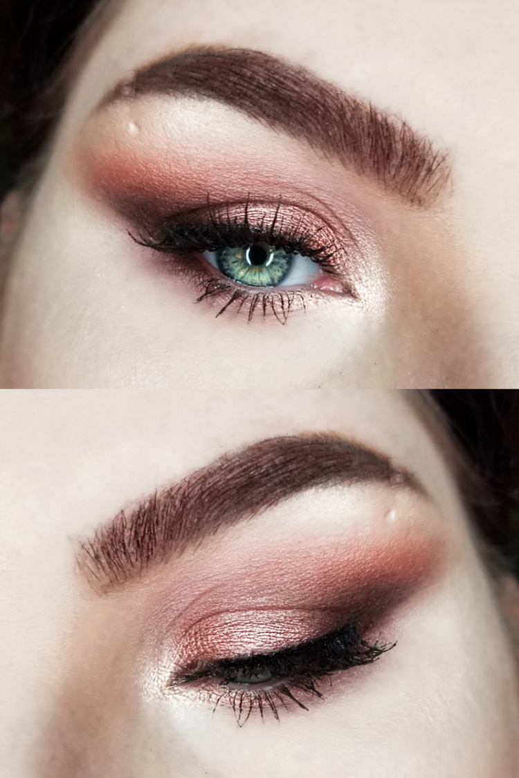 Get the Look Daywalker ABH Norvina Palette Makeup