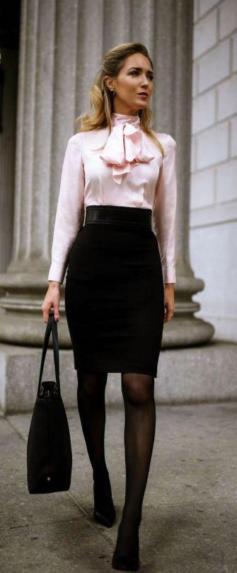 a09606d2ca Look para una entrevista de trabajo para mujeres