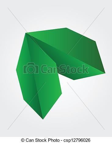 Image Result For Origami Leaf Vector