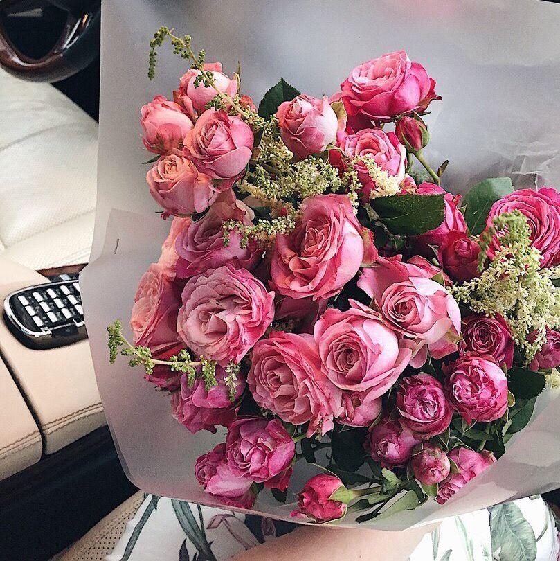 #like4like #likeforlike #likeforfollow #flowers #rose #цветы #букетцветов #розы