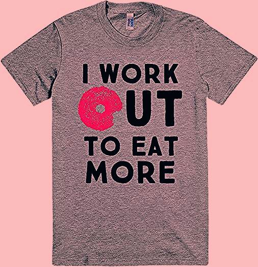 i work out to eat more vintage t-shirt – Shirtoopia #workout #fitness #gym #muscle #food #exercise #...