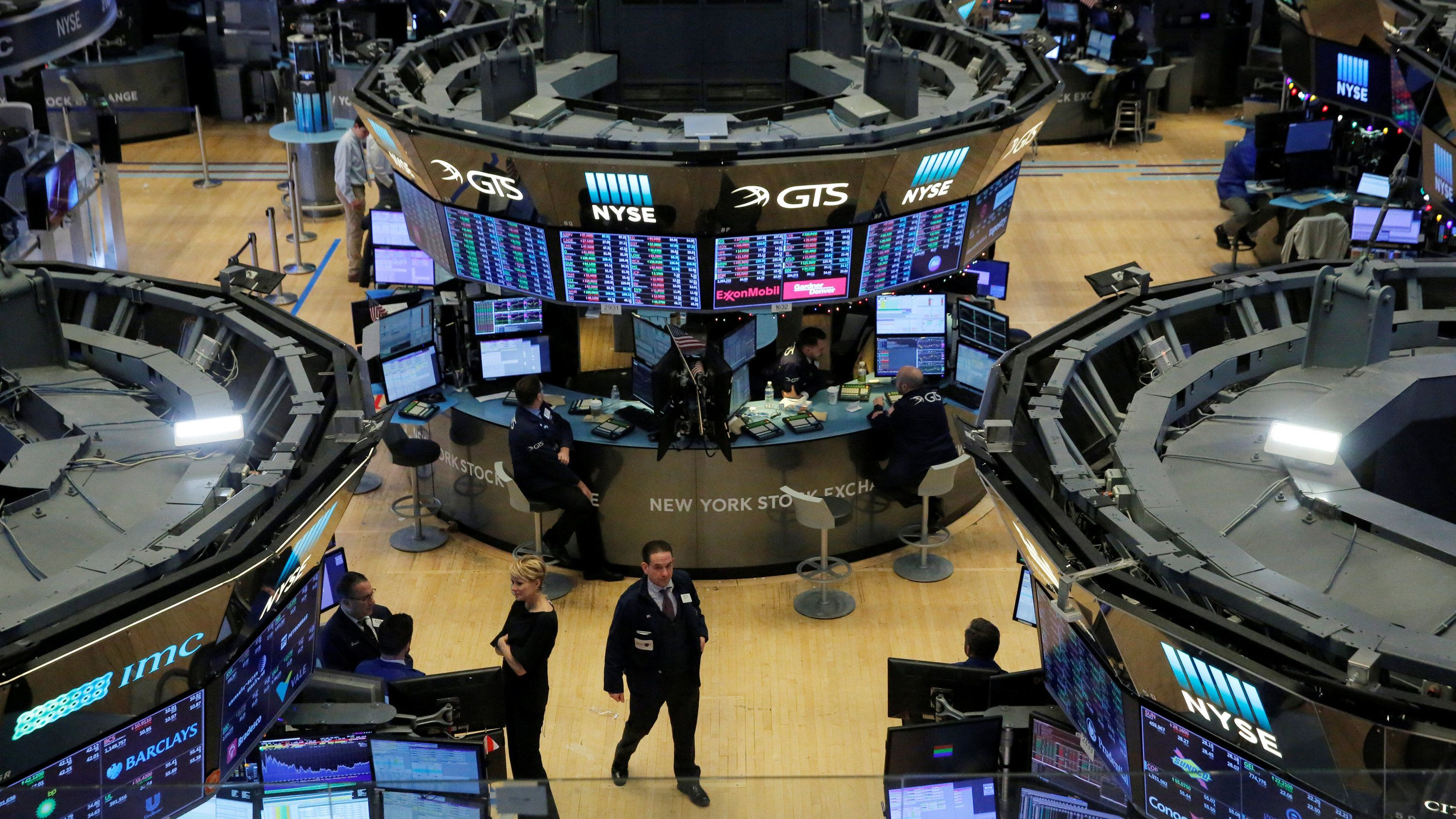 After Dow 25000 the Party Has to End. But When? Stock