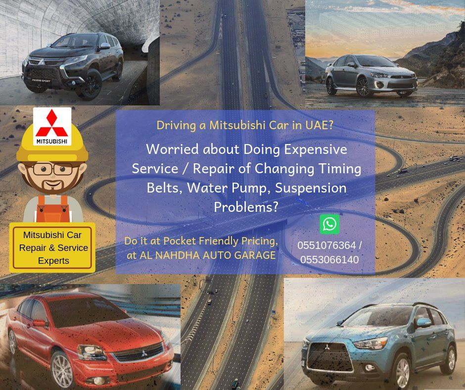 Mitsubishi Car Repair Specialists (With images