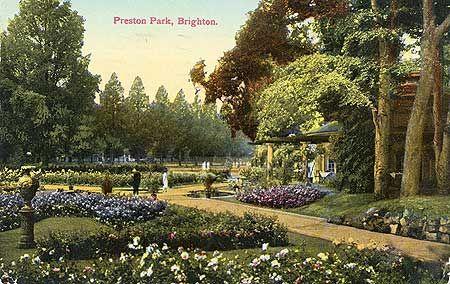 Preston Park, Brighton, East Sussex Brighton sussex