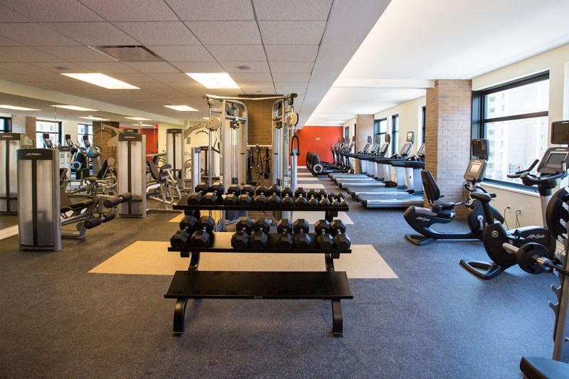Photos Of 2m Apartments In Washington D C Apartments In Noma Cool Apartments Multifamily Housing Fitness Center
