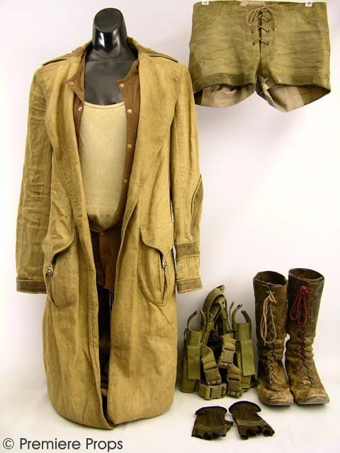 Resident Evil Extinction Alice Outfit Alice Clothes Hero