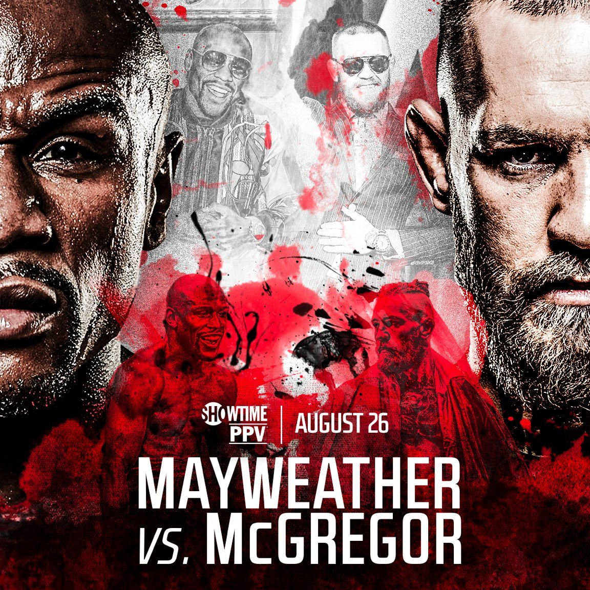 Showtime Boxing On Twitter Mayweather Vs Mcgregor Mcgregor Boxing Conor Mcgregor