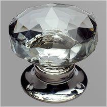 Large Cut Crystal Turning Door Knob | love my knobs | Pinterest ...