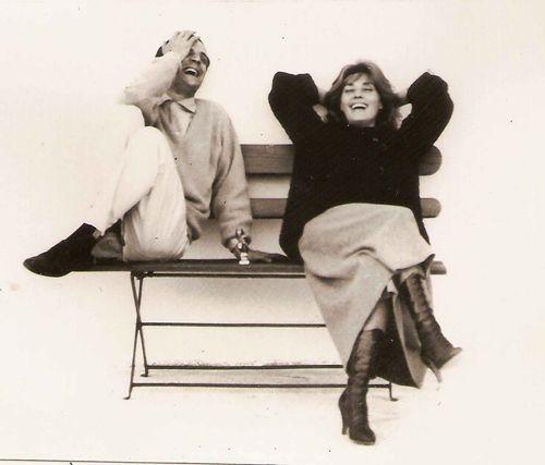 Jeanne Moreau And Francois Truffaut On The Set Of Jules Et Jim 1962 Jeanne Moreau Francois Truffaut Jules And Jim