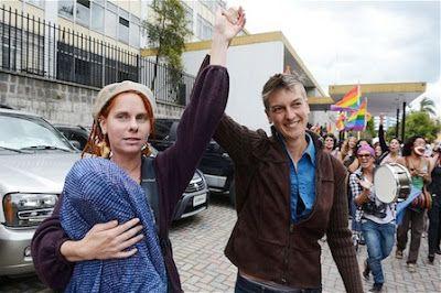triunfo para la comunidad LGTBI en Ecuador