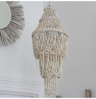 Drape shell chandelier sml for my dream apt pinterest shell drape shell chandelier sml aloadofball Choice Image