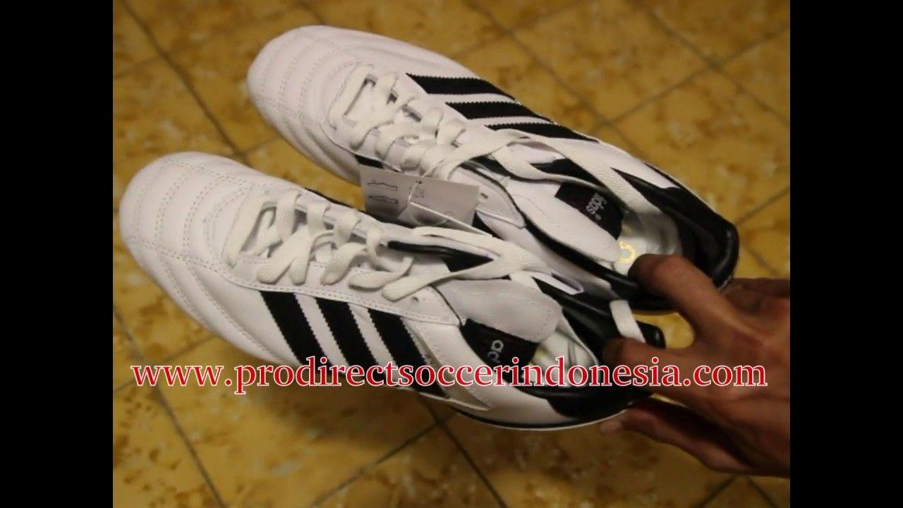 Sepatu Bola Adidas Kaiser 5 Cup Ftwwhite B34256 Original Sepatu