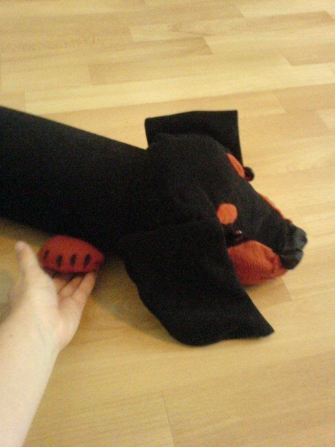 Exceptionnel Dachshund Door/draft Stopper