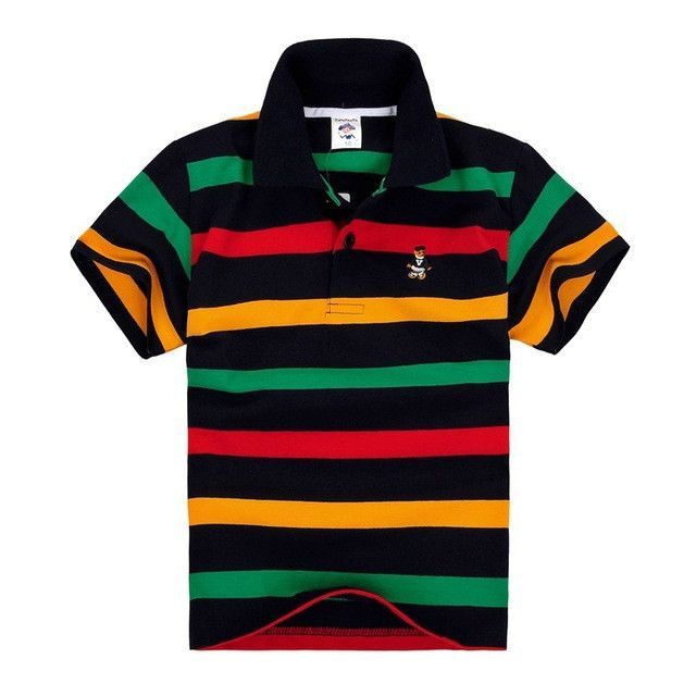 Top quality boys polo shirt , Different Styles