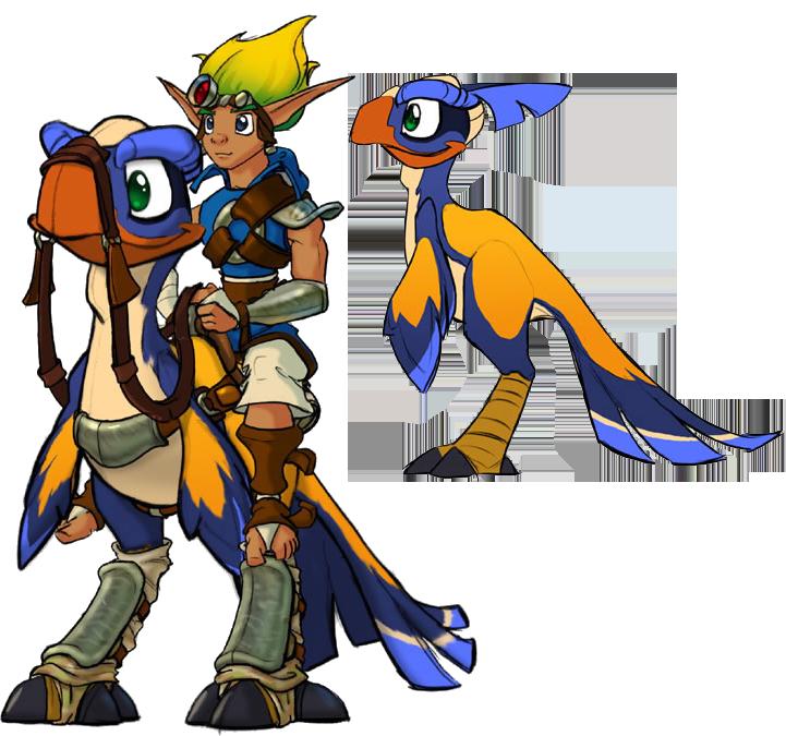 Flut Flut Jak And Daxter Wiki Fandom Powered By Wikia Jak Daxter Character Art Character Design