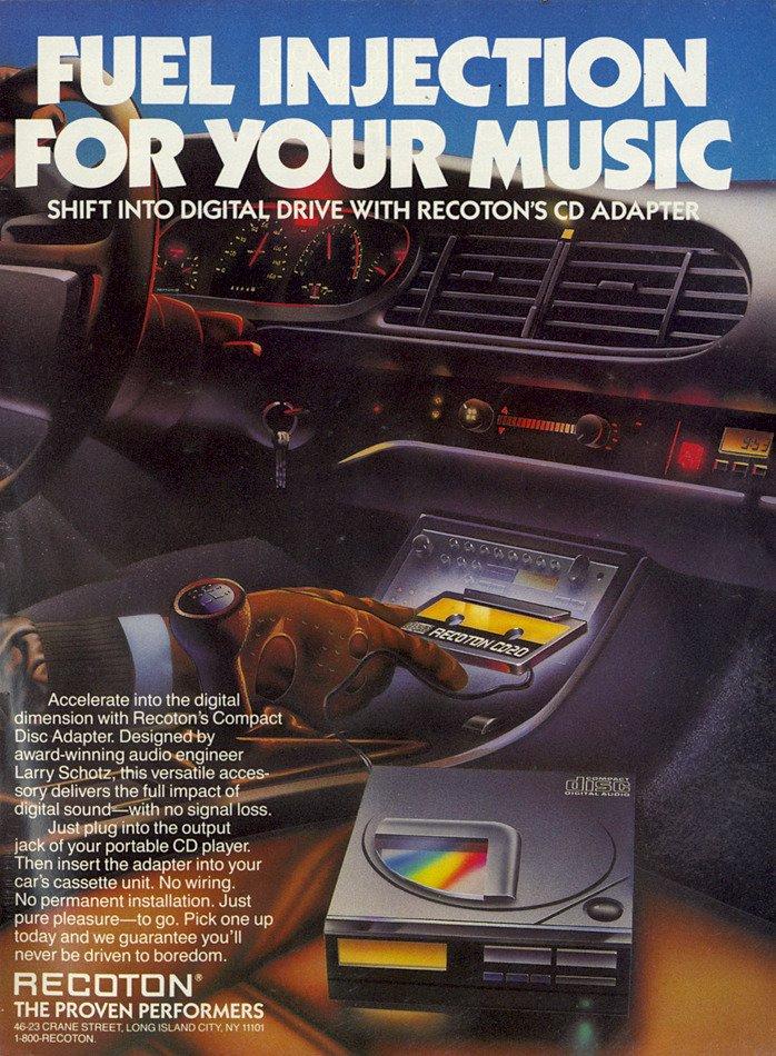 Home Twitter Digital Sound Compact Disc Retro Design