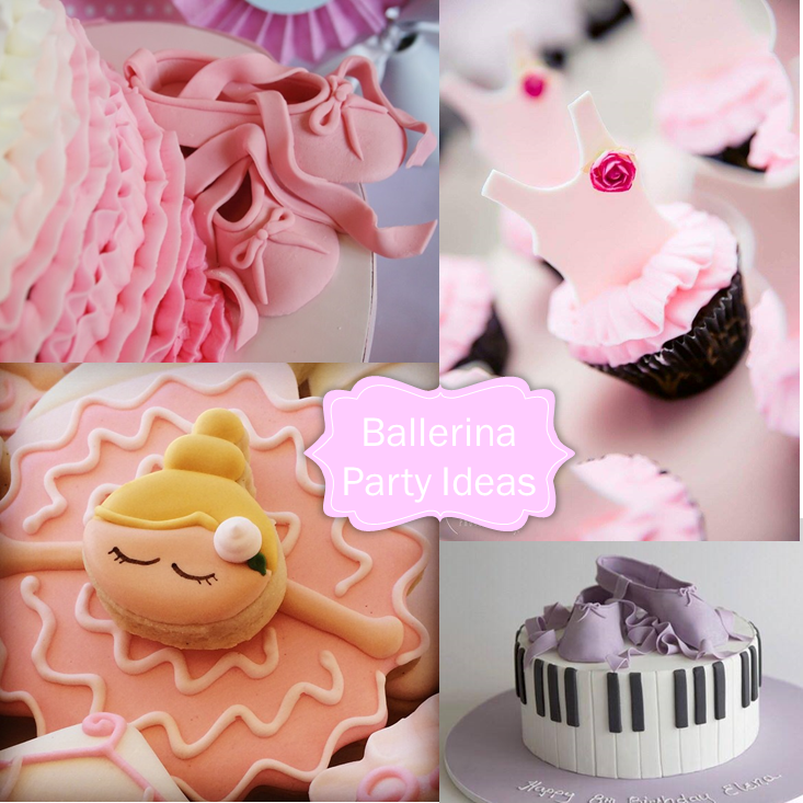 Don't miss these super cute and adorable sweet ideas & Get Inspired by these talented BAKERS on YourThemeParty  Follow the link: http://www.yourthemeparty.com/#!Ballerina-Cakes-Cookies-Treats-Ideas/c1zcu/575708b70cf245cf71a26bb5