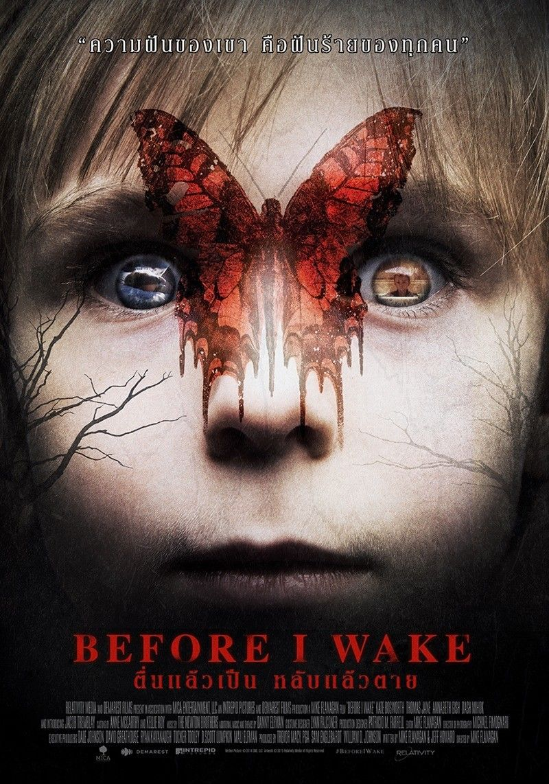 Before I Wake BeforeIWake KateBosworth JacobTremblay